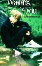 Waiting for you [JINKOOK] by KumikoKazami19