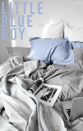 little blue boy by goldenambedo