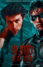 BLOODFEATHER › Richard Grayson [ NightWing ( DC COMICS ) ] by gweniepool