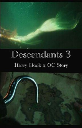 Descendants 3: Harry Hook x OC Story by Kindlefire21