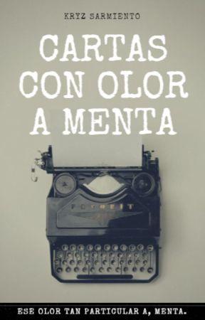 Cartas con olor a menta by krist0113