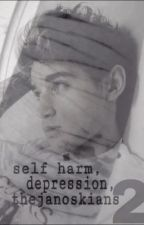 (2) Self Harm, Depression & The Janoskians by h4rrystyles_