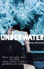 Let's go underwater (Blake Gray) by Mrsgray-