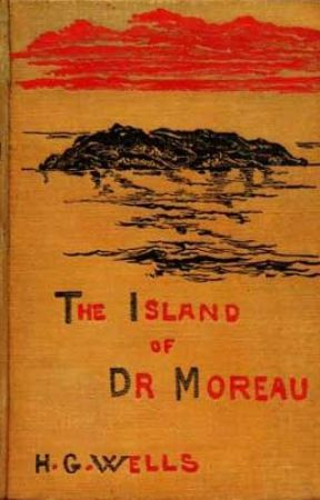 THE ISLAND OF DOCTOR MOREAU (Completed) by hgwells