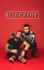 migraine ;  joshler by yungclique