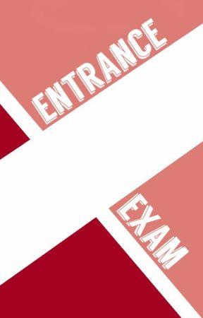 The UA Entrance Exam 『HA Recruitment』 by TheHeroAwards