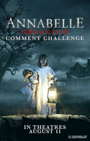 Annabelle: Creation Comment Challenge by fright
