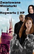 Zwariowane Miniaturki z Hogwartu || HP⚡© by xxThe_Dark_Angelxx