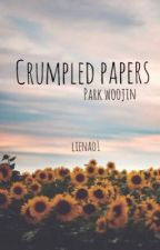 crumpled papers // park woojin by lienao1