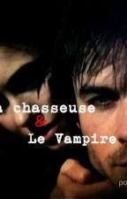 La Chasseuse&le Vampire by ashleymegansam