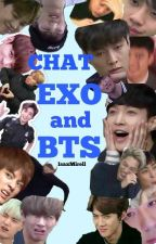 CHAT EXO and BTS by IsaxMirell