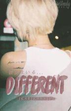 She Is Different [Vernon, The8 & Tú] [TERMINADA] by IkariKanashi