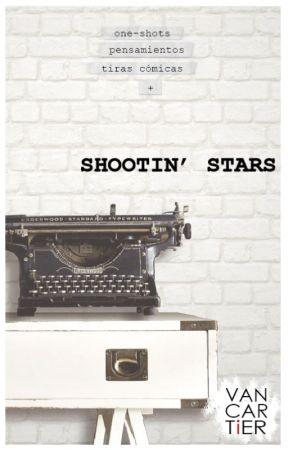 Shootin' stars by CharlotteMomo
