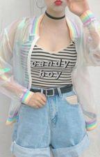 candy boy ⚣ phan by drearymil