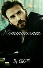 Nominaciones :3 by ImLanaSummers