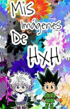 Mis Imágenes De HxH  by libis156