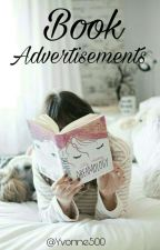 Book Advertisements✨ by yvonne500