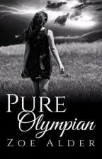Pure Olympian (Formerly Loving Apollo) (Percy Jackson Fan Fiction) by ZoeAlder