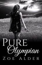 Pure Olympian (Formerly Loving Apollo) (Percy Jackson Fan Fiction) by ZoeAlder