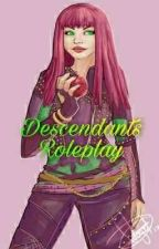 Descendants  Roleplay by -icyking