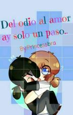 del odio al Amor ay Un Solo Paso by princessbra