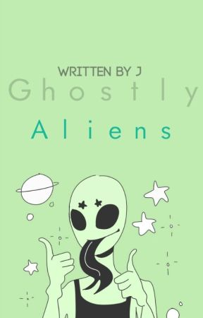 ghostly aliens by -monigiru