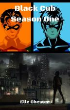 Batfamily (1): Black Cub (Dick Grayson x OC) by ElleChester