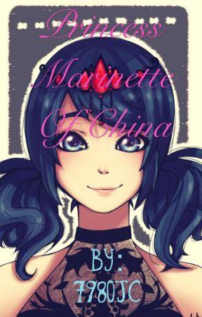 Princess Marinette of China by 798ojc