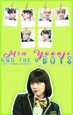 Min Yoonji And the 6 BOYS by rzllkyla