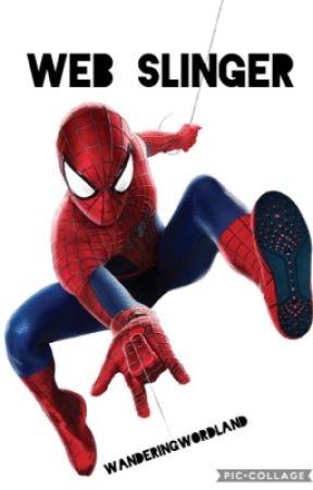 Web Slinger | Peter Parker by wanderingwordland