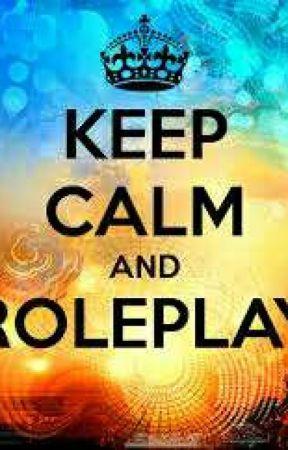 ROLEPLAY BOOK  by XxCreativeAngelsxX