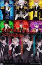 Diabolik lovers scenarios by monsterm21