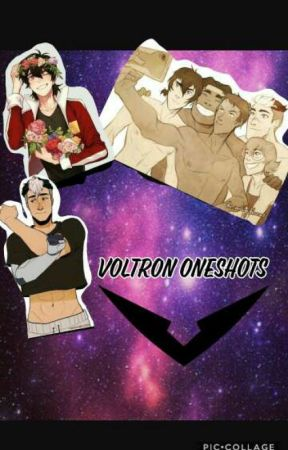 voltron Oneshots (request open) by leshasnolife
