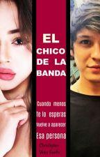 -El chico de la banda- (Christopher Velez)  by SelenadeVelezz