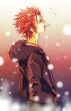Mikoto suoh x red queen reader by lakiela_cain