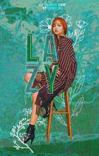 lazy | graphic shop  by SPOOKYJISSH