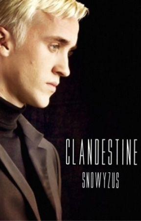 Clandestine  Draco Malfoy  by snowyzus