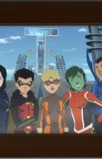 Teen Titans x female reader by TomboyUK