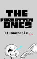 The Forgotten Ones [PL] [Undertale Komiks] by theTWISTERoryginal
