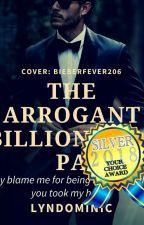 The arrogant Billionaire's PA  by lyndominic