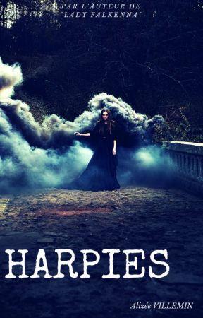 Harpies by AlizeeVillemin