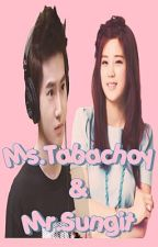 Ms.Tabachoy & Mr.Sungit (On Hold) by chandariachan