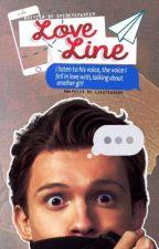 love line ➫ tom holland by spideysparker