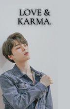 Love & Karma » Park Jimin ; BTS by Itsnoonatrash