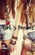 Girl's Dreams by Dodo_writer