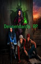Descendants Role Play by jaslove