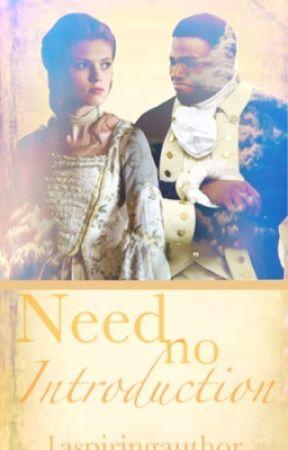 Need No Introduction {Hercules Mulligan X Reader} by 1aspiringauthor