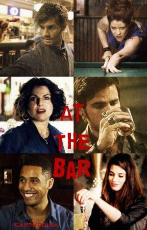 At the Bar by CaptainMolly