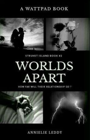 Worlds Apart (Restricted Chapters) by AnnelieLeddy