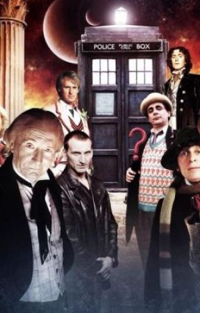 Doctor Who Theme Dabbles by Roxel813